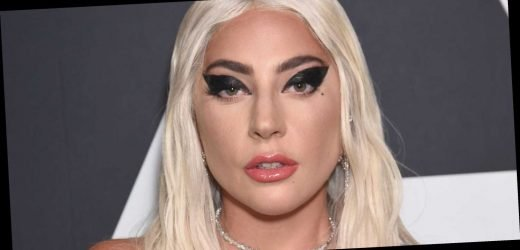 Lady Gaga Fell Off The Stage At Her Concert Last Night And There's A Video Of The Whole Thing