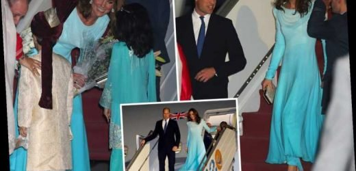 Prince William and Kate Middleton arrive in Pakistan for 'most complex' Royal Tour