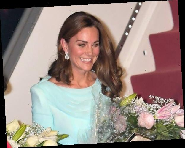 Kate Middleton Channels Princess Diana at the Start of Pakistan Tour