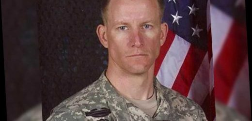 Mark Allen, retired soldier paralyzed in search for Bowe Bergdahl, dead at 46