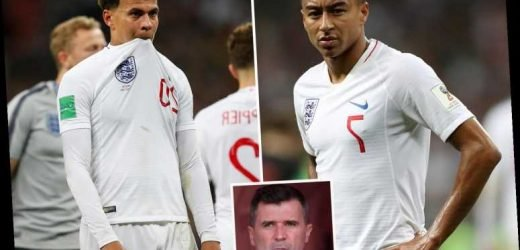 Roy Keane warns Dele Alli and Jesse Lingard they may never play for England again – The Sun