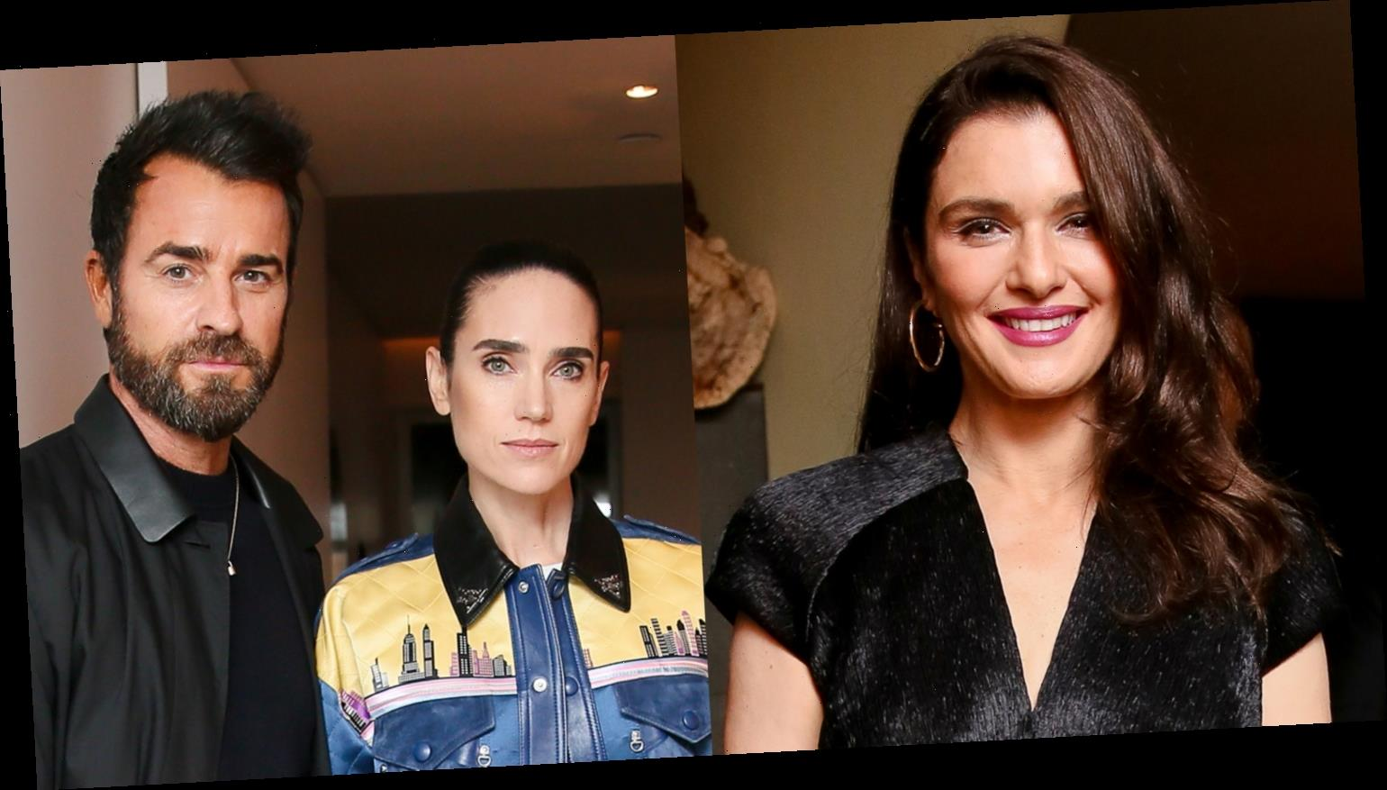 Rachel Weisz Joins Jennifer Connelly & Justin Theroux at T's Greats Party!