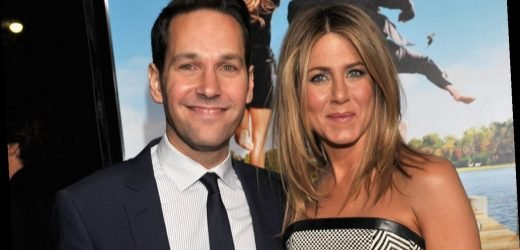When Paul Rudd injured Jennifer Aniston on 'Friends' set: Getting fired crossed his mind