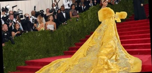 The 5 outfits we hope are in Rihanna's coffee-table book