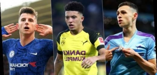 Golden Boy award: English trio up for best under-21 player in Europe