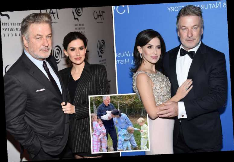 How many kids do Alec and Hilaria Baldwin have ...