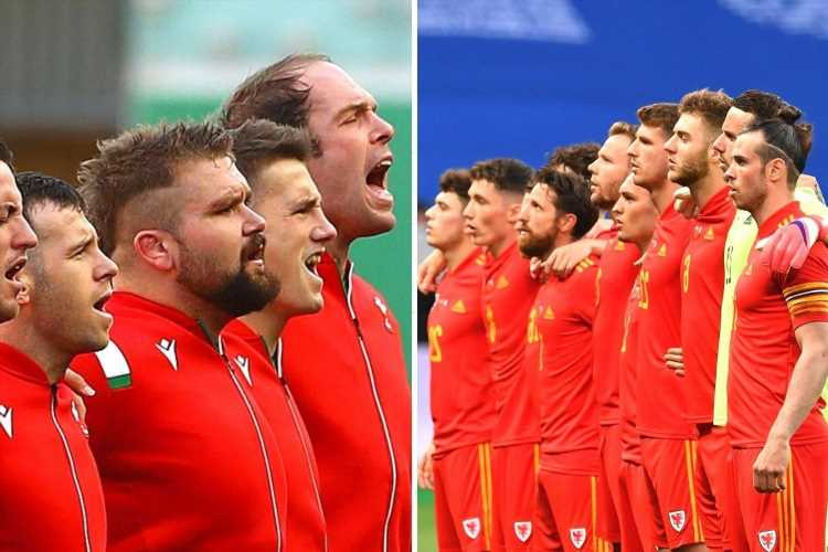 Wales national anthem lyrics: Land of Our Fathers, Hen